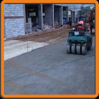тощий бетон 7 5